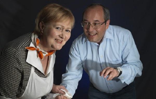Кулинары Ольга и Павел Сюткины