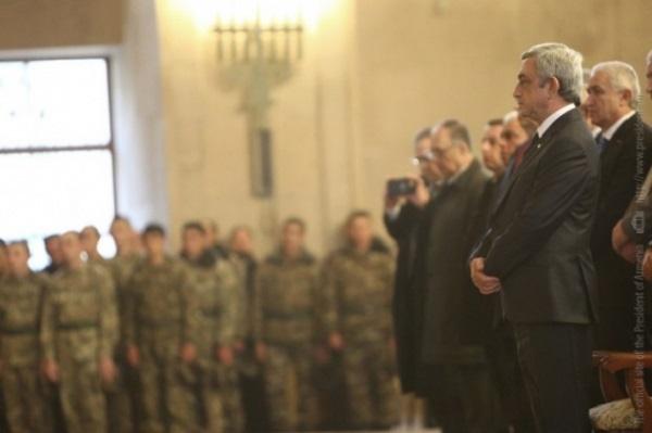 Фото: Пресс-служба президента Армении