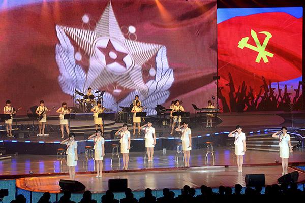 Фото: REUTERS/KCNA