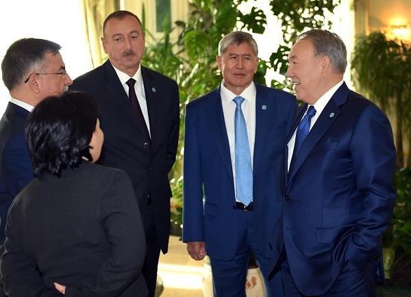 Фото: сайт президента Казахстана