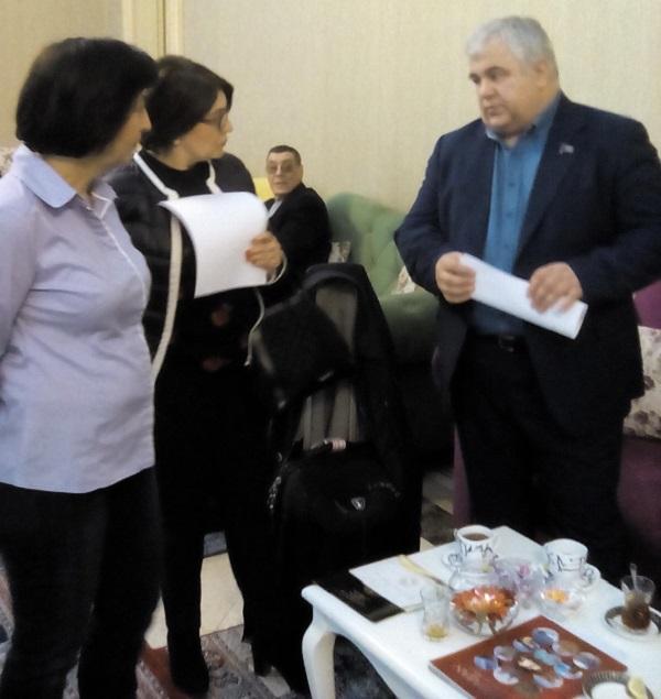 Заместитель председателя комитета Госдумы по делам СНГ Казбек Тайсаев