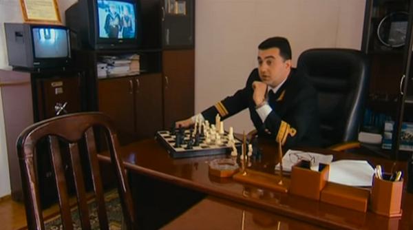 """Кадр из фильма """"Кавказ"""""""