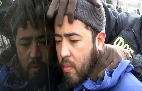 Задержание Акрама Азимова Фото: центр общественных связей ФСБ