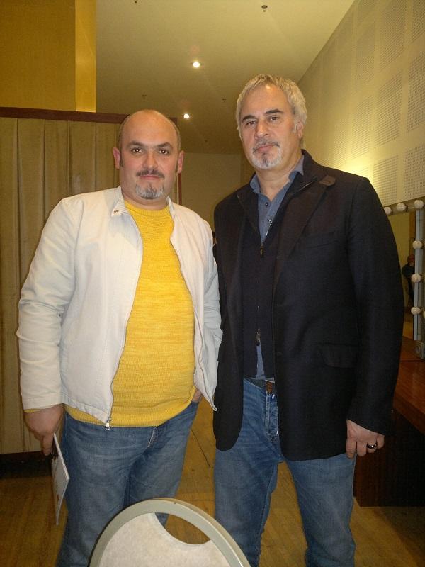 Валерий Меладзе в Баку
