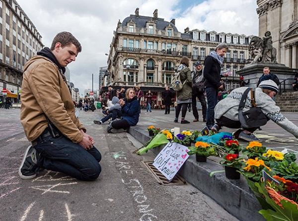 Фото:AP Photo/ Geert Vanden Wijngaert